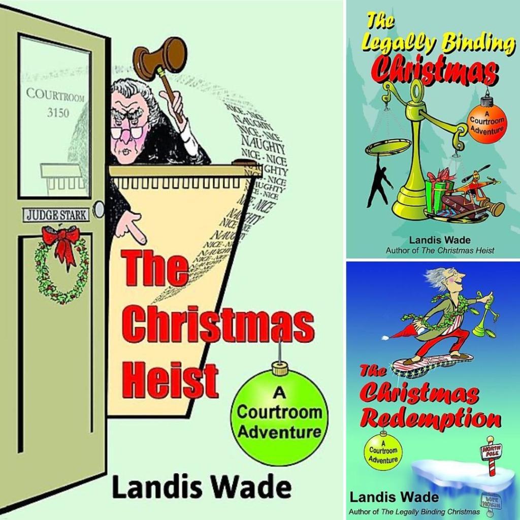 Landis Wade Books